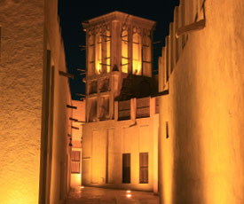 Shindagha, Sheikh Saeed Al-Maktoum's House
