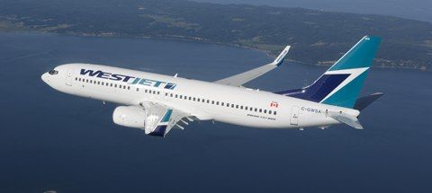 Emirates Partners with WestJet