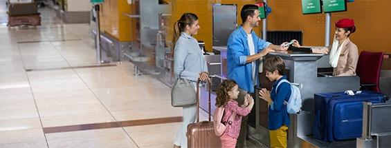 Emirates Visa Services | Visa & passport information | Before you