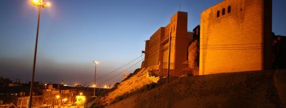 Vols vers Erbil
