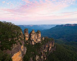 Vols à destination de Sydney en Australie