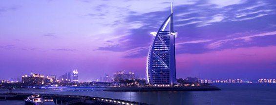 Vols vers Dubai