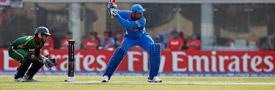 La Coupe du monde de cricket de l'ICC avec Emirates