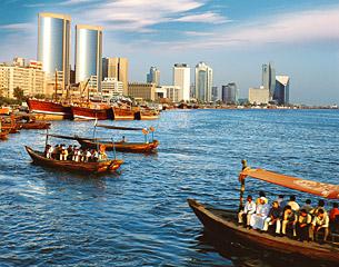 Vols vers Dubai, Emirats Arabes Unis
