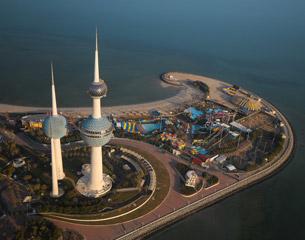 Vols vers le Koweit, Koweït