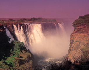 Vols vers Lusaka, Zambie
