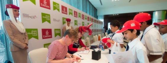 Emirates Airline Festival der Literatur