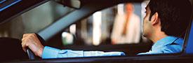 Servizio di auto privata con chauffeur