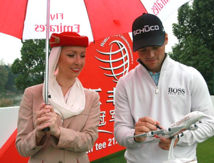 Emirates and WGC-HSBC Champions