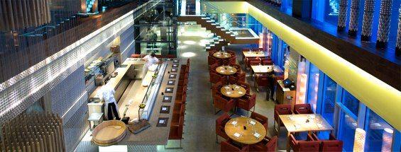 Restaurants de Dubai