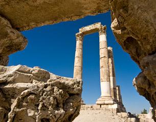 Vols vers Amman, Jordanie