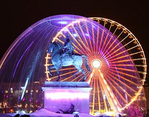 Vols vers Lyon, France