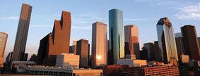 Houston - Hotels, Restaurants, Bars and Galleries
