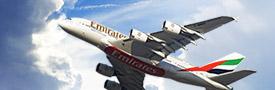 Construcción del A380 de Emirates