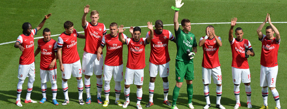 Arsenal FC y Emirates Stadium