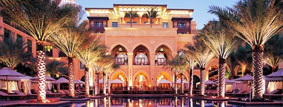 迪拜的酒店