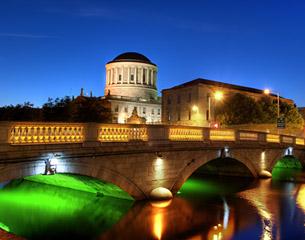爱尔兰都柏林航班