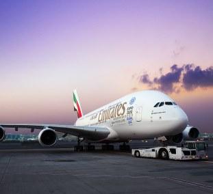 阿联酋航空A380