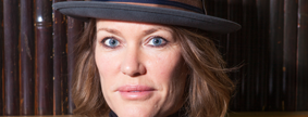 Lunch with Cerys Matthews at Zing, London