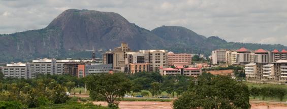 Lety do města Abuja