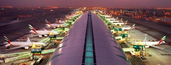 O společnosti Emirates