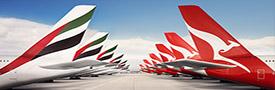 Partnerství s Qantas