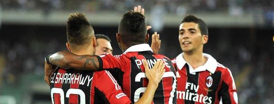 AC Milan Home Games