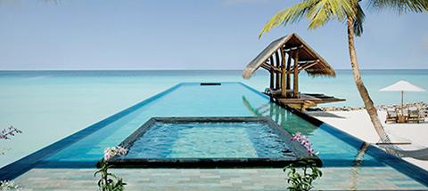 Sparen Sie 10 % bei Buchung eines One&Only Resorts und sichern Sie sich dreifache Meilen