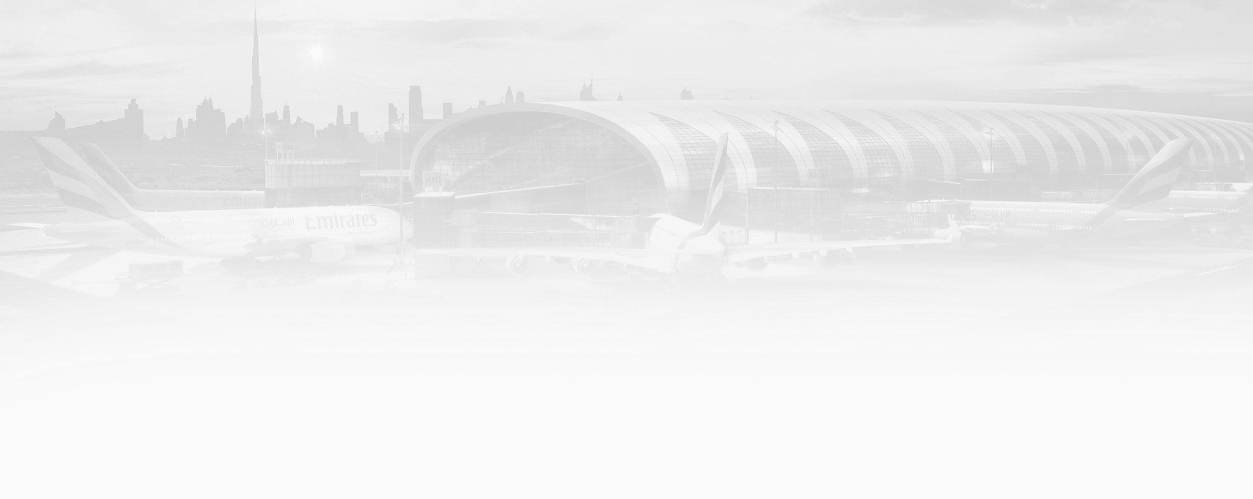 Flugplan Dubai