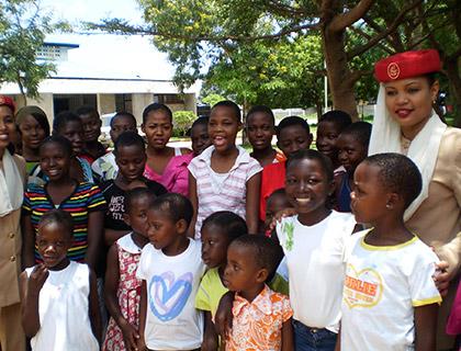 The Kurasini National Children's Home, Tanzania