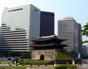 Vols à destination de Séoul en Corée