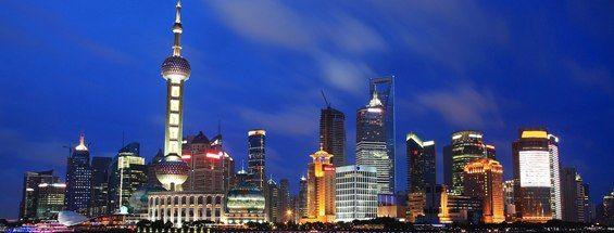 Vols à destination de Shanghai