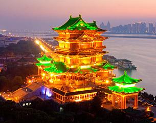 Vols à destination de Shanghai en Chine