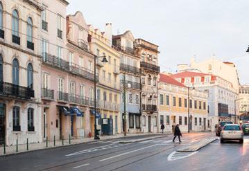 Rua Dom Pedro V, Lisbon