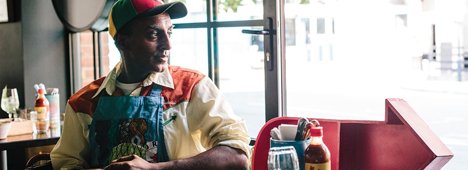 Lunch With Marcus Samuelsson | Open Skies Article | Open