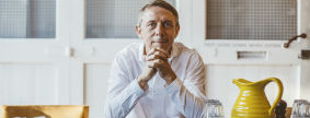Lunch with Gilles Peterson at Primeur, London