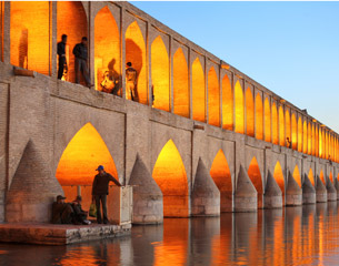 الرحلات إلى طهران، إيران