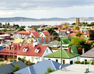 الرحلات إلى هوبارت ، أستراليا