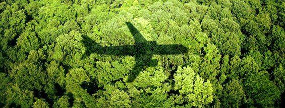 سياسة طيران الإمارات البيئية