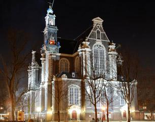 الرحلات إلى أمستردام