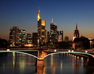 الرحلات الجوية إلى فرانكفورت، ألمانيا