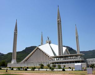 الرحلات الجوية إلى إسلام أباد، باكستان