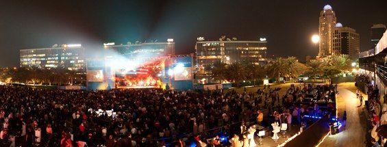 مهرجان طيران الإمارات دبي الدولي للجاز