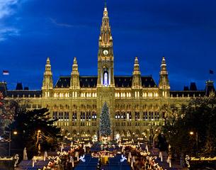 الرحلات الجوية إلى فيينا، النمسا