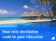 Your next destination could be pure relaxation