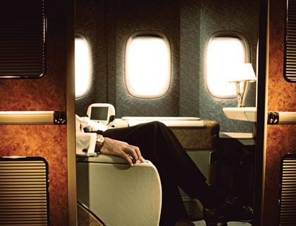cabinas privadas primera clase emirates
