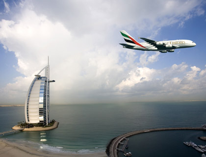 The Emirates A380 | Our Fleet