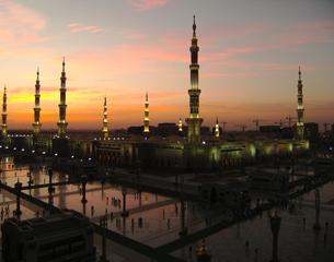 Flights to Medina, Saudi Arabia