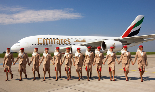 First Airbus A380 Enters Emirates Fleet | Emirates A380 News & Events ...