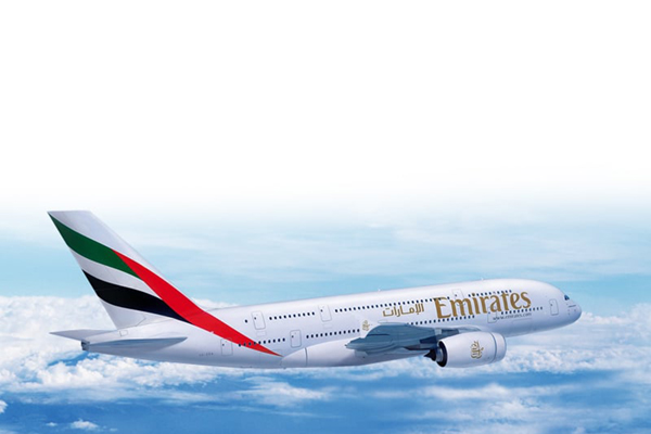emirates airlines organizational chart